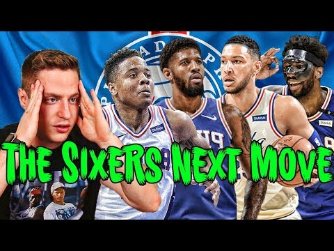 What If Paul George Signs With The Sixers!?