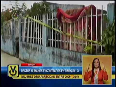 Osamentas halladas en Cojedes corresponden a cuatro jóvenes desaparecidas entre 2009 y 2010