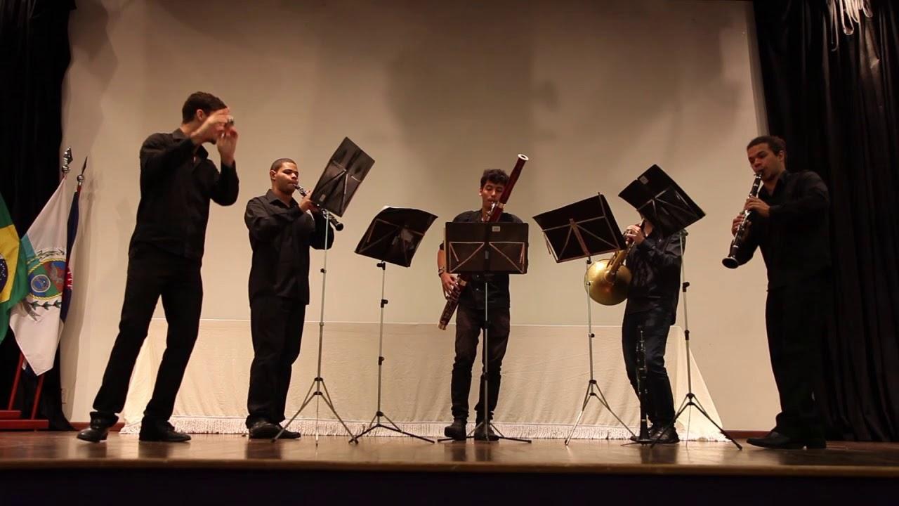 Quinteto Experimental de Sopros