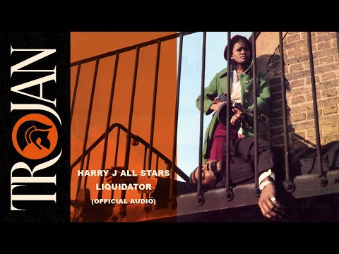 "The Harry J All Stars - ""The Liquidator"" (Official Audio)"