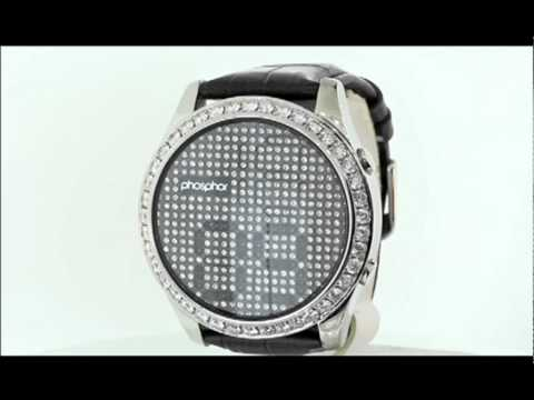 Phosphor Diamond Series Phosphor Watches