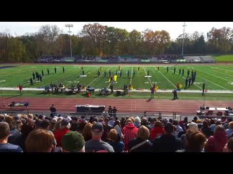 East Allegheny Marching Band - 11/4/17