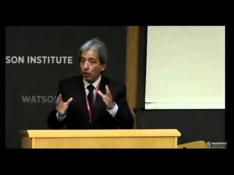 Manuel Pulgar-Vidal, Minister of Environment of Peru and COP20 President's talk at Brown University