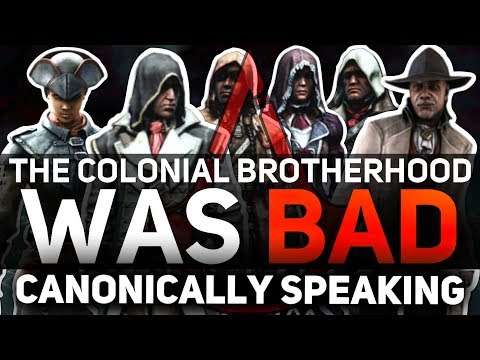 Assassin s Creed - The Colonial Brotherhood Was TERRIBLE