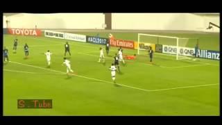هدف الوحدة الإماراتي الثاني ضد الهلال (دوري ابطال اسيا )