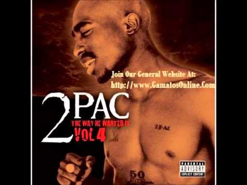 2pac Only fear of death (lil prophet remix)