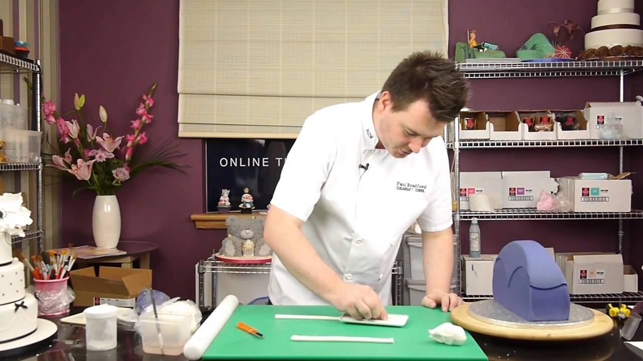 Cake Decorating  Polka Dot Handbag Cake How To - YouTube c446c667a9b6c
