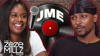 THE ZEZE MILLZ SHOW: FT JME -