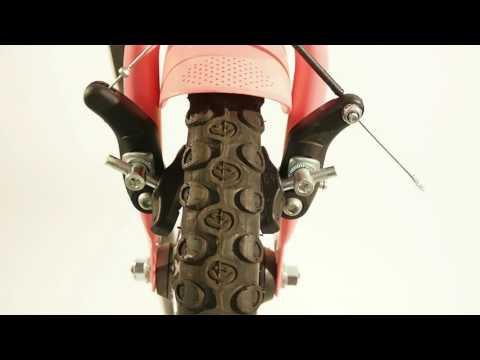 Comment régler le frein cantilever sur son vélo ? - YouTube