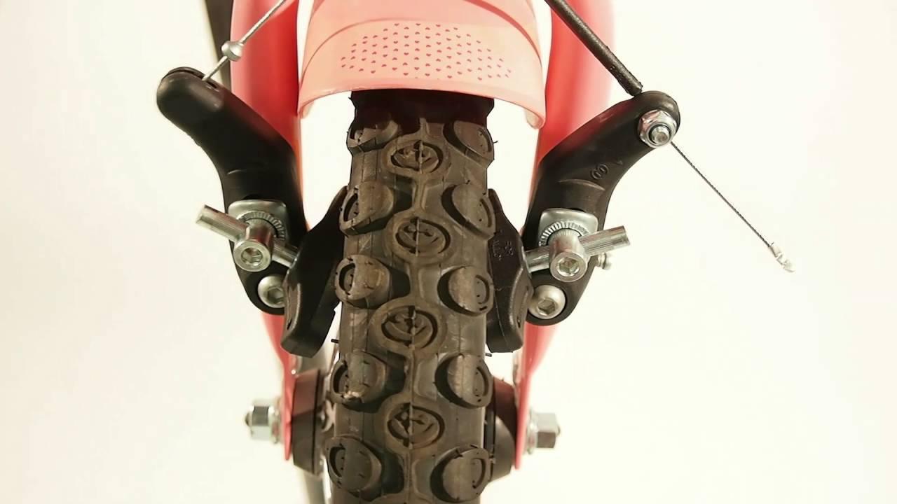 Comment régler le frein cantilever sur son vélo ?