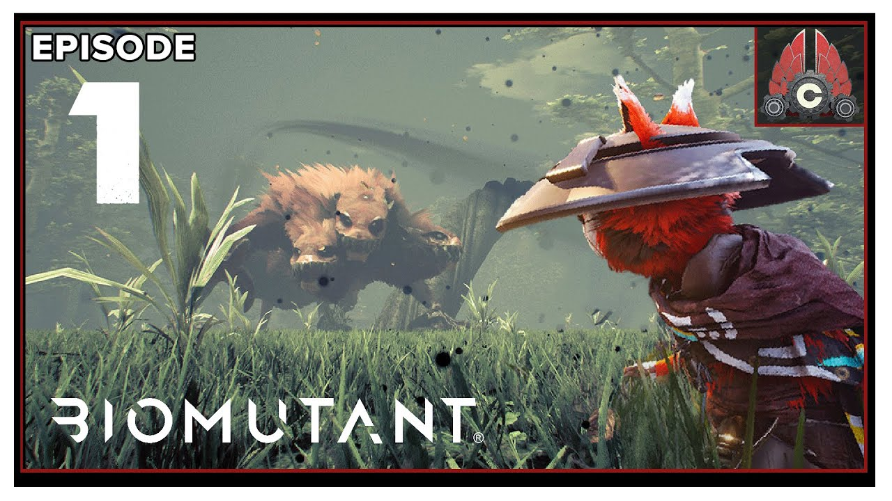 CohhCarnage Plays BIOMUTANT Early Access (Complete)