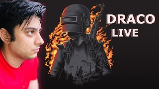 PUBG MOBILE NEW UPĎATE LIVE INDIA WITH DRACO GAMES  GTA LATER 