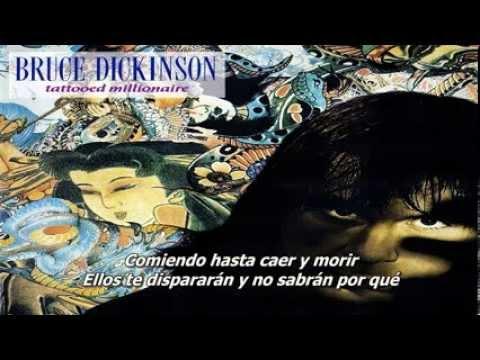 Bruce Dickinson - Lickin' The Gun (subtitulado)