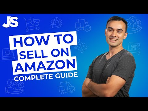 How To Sell On Amazon FBA For Beginners | The Complete A-Z T