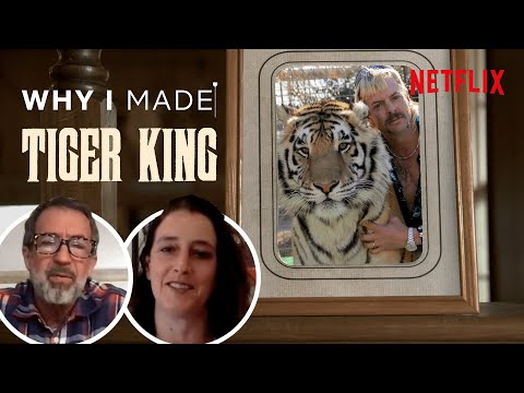 Why I Made Tiger King | The Story Behind The Documentary