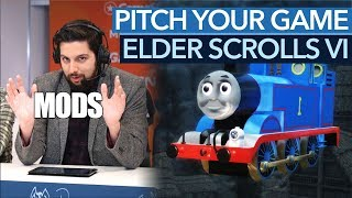 Wie wird Elder Scrolls 6 zum Traumspiel? - Pitch Your Game!