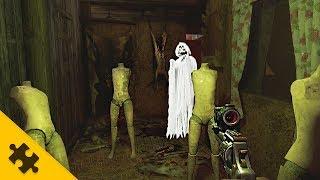 FAR CRY 5 ПАСХАЛКИ - Призрак, ГОЛОВА В ТРУБЕ, пещера, ЕГИПЕТСКИЕ АССАСИНЫ (Пасхалки/Easter Eggs)