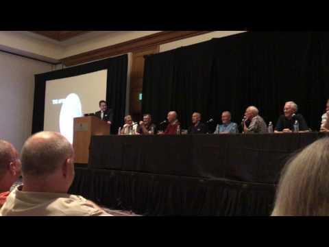 Apollo Astronaut panel talk