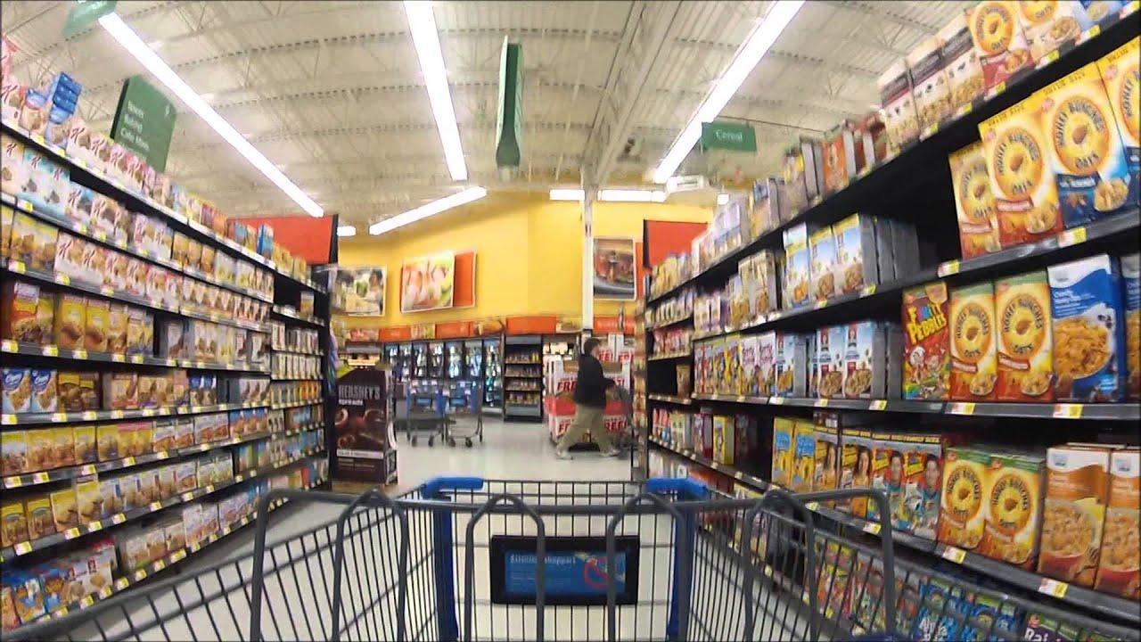 Alaska walmart grocery shopping youtube for Shopping cuisine