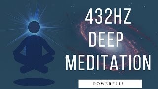 432hz (1Hr Meditation )  *Promotes Healing, Clears Negative Blocks & Rejuvenates!