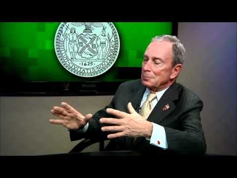 Mayor Bloomberg On Hard Work | Founder Stories