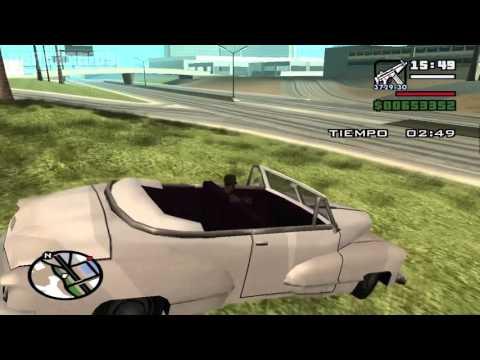 GTA San Andreas - Misiones Secundarias - Episodio 5