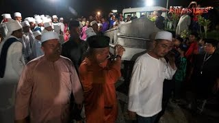 Mohamad Thaqif Amin laid to rest early today