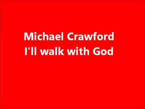 I'll Walk with God Lyrics