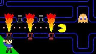 Pac-Man's Maze Mayhem