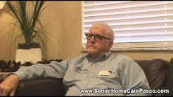Senior Home Care Pasco County, New Port Richey, Hudson, Dade City, Wesley Chapel, Trinity, FL