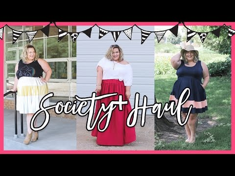 Society Plus Haul | Plus Size Try On Haul