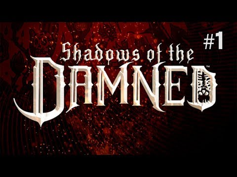 Twitch Livestream | Shadows of the Damned Part 1 [Xbox 360/One]