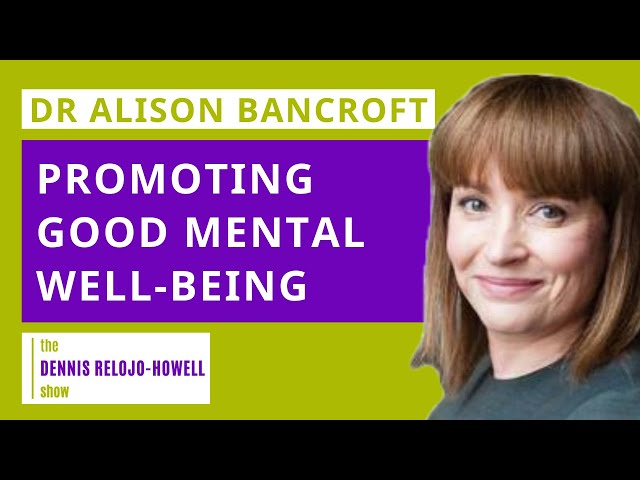 Dr Alison Bancroft on The DRH Show