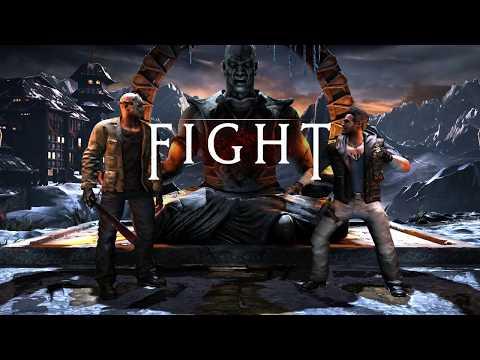 Mortal Kombat X: Секретные бруталити.