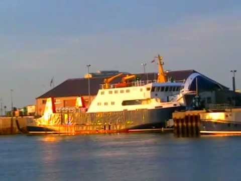THE THREE ORKNEY FERRIES 2009