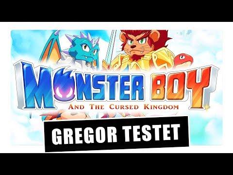 Gregor & Manu testen Monster Boy & the Cursed Kingdom (Review / Test) thumbnail