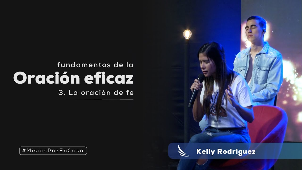 EN VIVO - INICIO 5am Serie: Fundamentos de la oración eficaz Cap 3 - Kelly Rodriguez ft. MP Worship