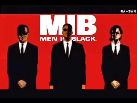 Men In Black walkthrough part 1.
