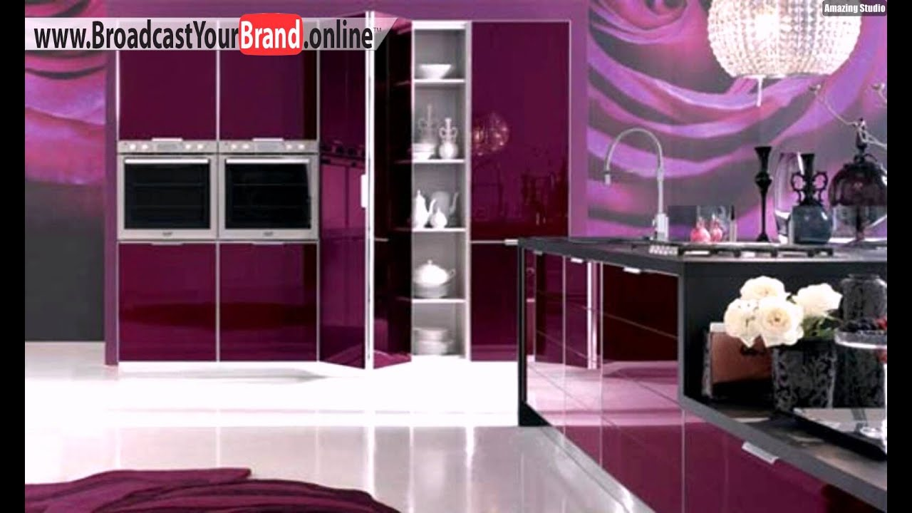 rosa beere lila k che farbe youtube. Black Bedroom Furniture Sets. Home Design Ideas