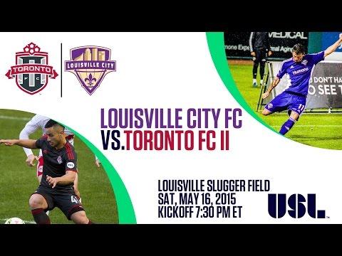 Livestream: Toronto FC II at Louisville City FC