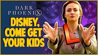 DARK PHOENIX MOVIE REVIEW 2019 - Double Toasted