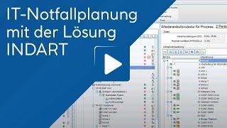 IT-Notfallplanung mit mit der Lösung INDART Professional® von CONTECHNET