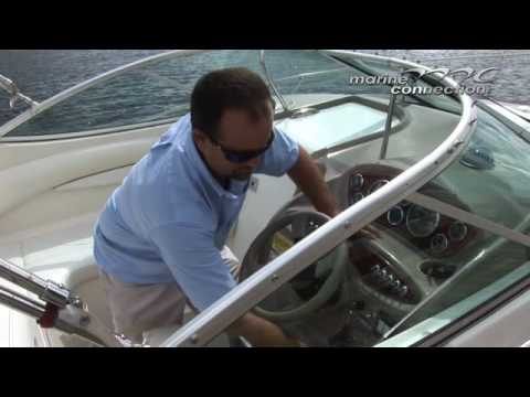 2001 Maxum 2500 SCR Sun Cruiser By Marine Connection Boat Sales WE EXPORT