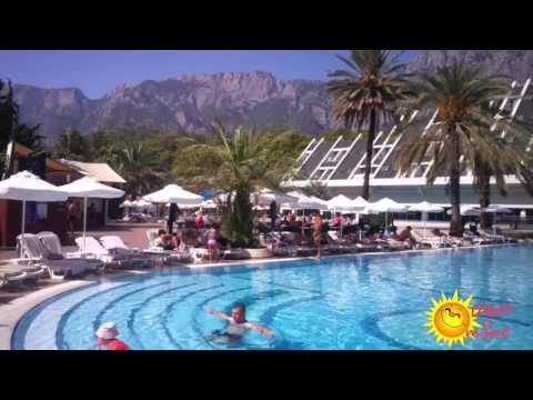 Отзывы отдыхающих об отеле  Queen's Park Resort Goynuk 5* Кемер  (ТУРЦИЯ)