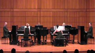 12-hand Piano - Adaptation of Joel Raney