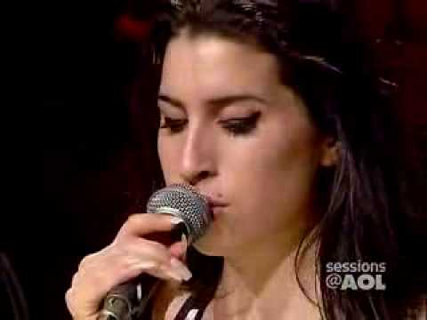 Amy Winehouse - No Greater Love [live]