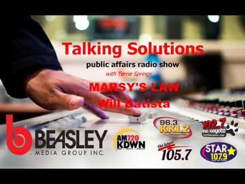 Talking Solutions and Marsy's Law