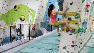 Awesome Walls - Climbing for Beginners
