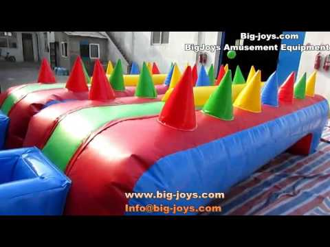Inflatable Ball Game