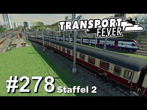 TRANSPORT FEVER S2/#278: Neue Strecke für Hamburg [Let's Play][Gameplay][German][Deutsch]